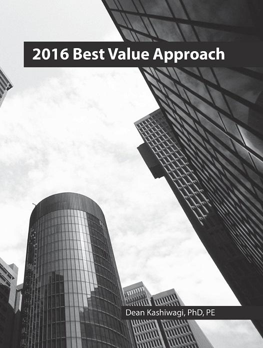 Best Value Approach - Dean Kashiwagi