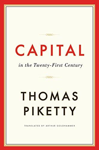 Capital In The Twentyfirst Century - Thomas Piketty