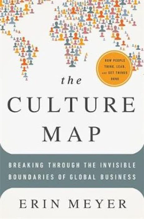 Culture Map - Erin Meyer