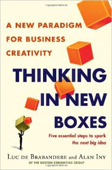 Thinking In New Boxes - Luc de Brabandere