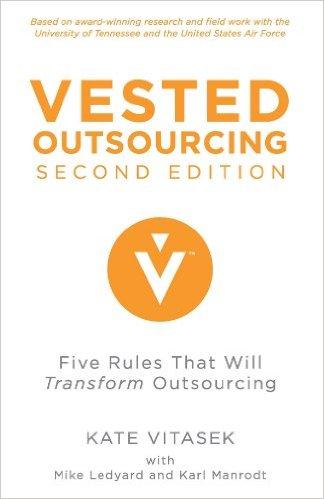 Vested Outsourcing - Kate Vitasek