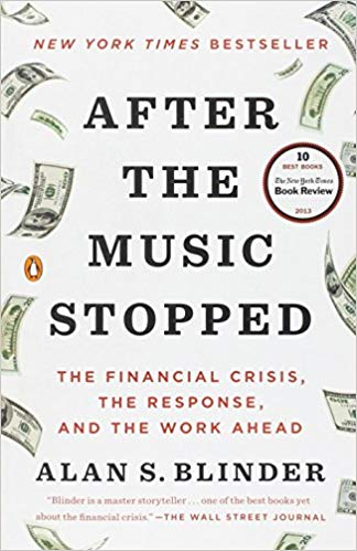 After The Music Stopped - Alan S.Binder